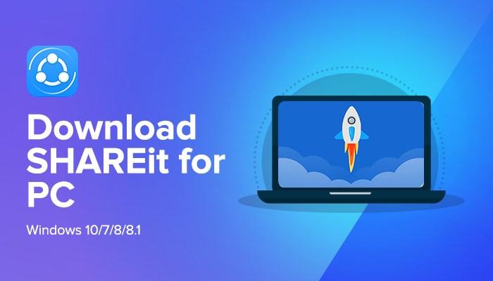 دانلود شیریت کامپیوتر Shareit 4.0.6.177 برای ویندوز و مک