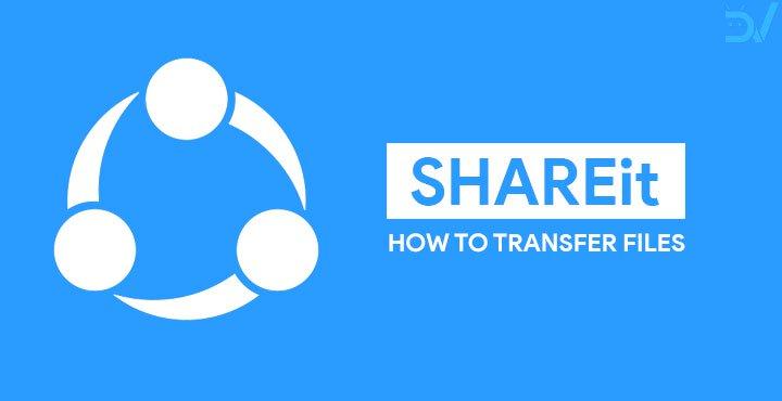 دانلود شیریت SHAREit 6.0.18 برای اندروید و آیفون