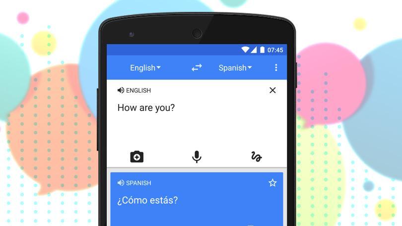 دانلود Google Translate 6.17.0.02.357621627 مترجم گوگل اندروید و آیفون