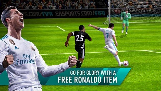 دانلود فیفا موبایل آپدیت جدید FIFA Mobile 13.1.13 برای اندروید