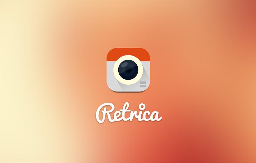 دانلود رتریکا Retrica 7.4.1 عکاسی اندروید