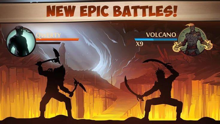 دانلود بازی شادوفایت جدید Shadow Fight 2 v2.6.0 برای اندروید