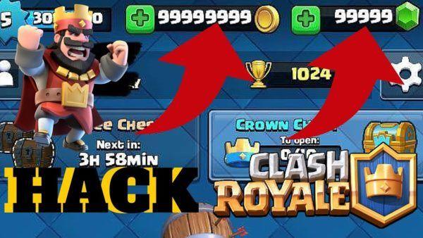 دانلود هک کلش رویال Clash Royale Hack 2020