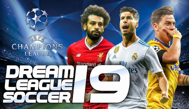 دانلود بازی فوتبال لیگ رویایی Dream League Soccer 2020 7.42 برای اندروید