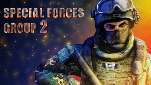 دانلود بازی اکشن نیروهای ویژه Special Forces Group 2 4.2 برای اندروید