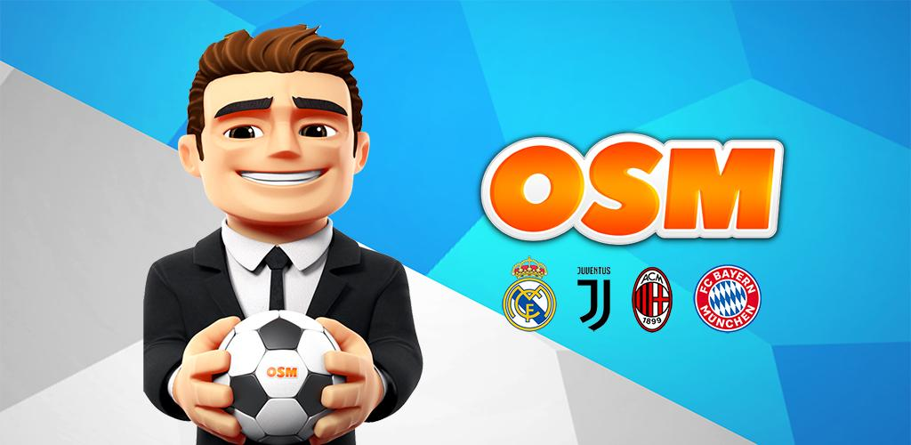 دانلود بازی مدیریت فوتبال اندروید Online Soccer Manager (OSM) 3.5.1.4