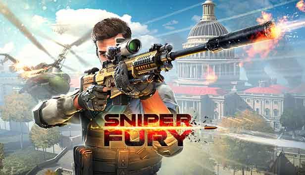 دانلود بازی خشم اسنایپر اندروید Sniper Fury v5.6.0g آپدیت جدید